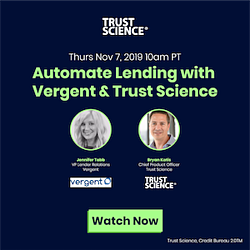 Trust Science & Vergent Webinar